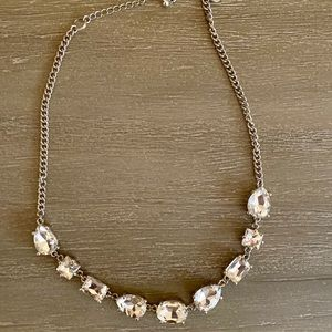 Stone statement necklace from J.crew